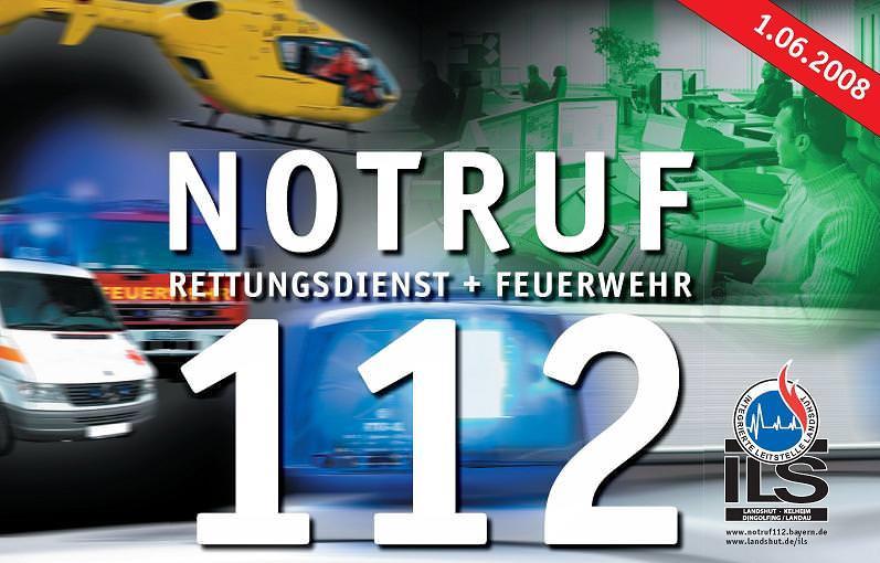 ILS Notruf_112